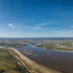 La razón de este fenómeno no tiene que ver con las represas de Brasil, tal como se había dicho en un principio