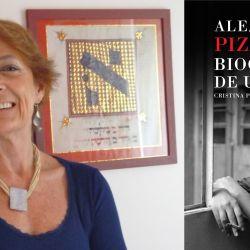 """Cristina Piña: """"Alejandra Pizarnik le vino a decir a las mujeres que pueden tener una voz poética propia"""""""