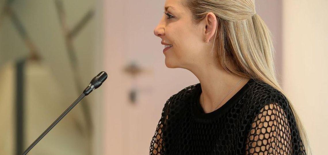 Fabiola Yáñez elige de nuevo a Cynthia Martos como diseñadora