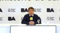 Conferencia de prensa Fernán Quiróz 20210720