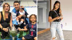 Quiénes son las esposas guerreras de la Selección argentina