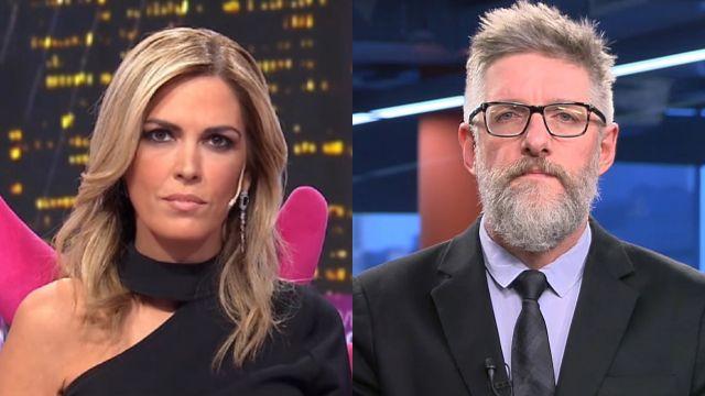 Viviana Canosa y Luis Novaresio. 20210720