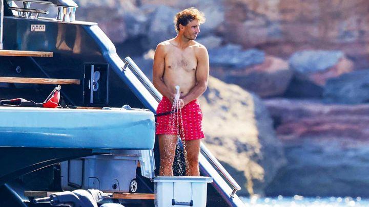 ¡Con todos los chiches! Rafael Nadal mostró su barco de U$S 6 millones