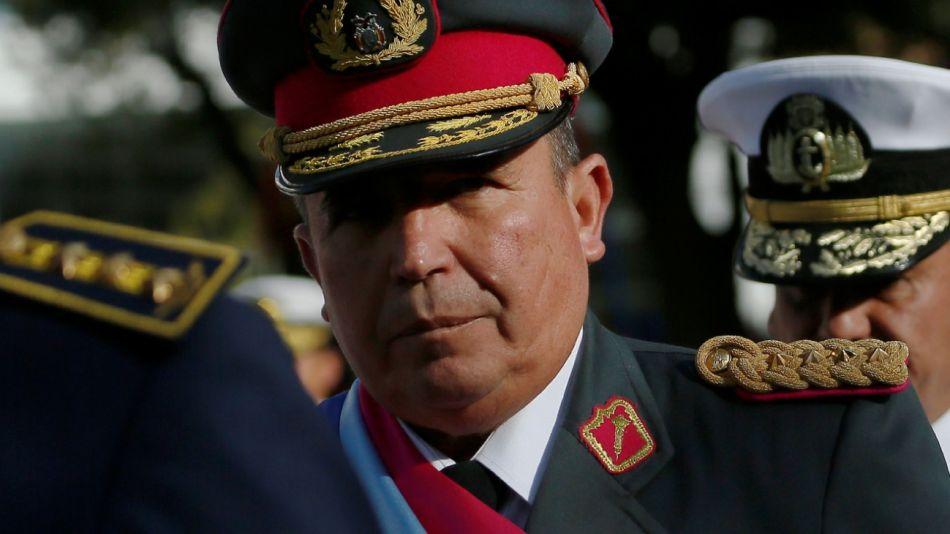 Arresto Bolivia
