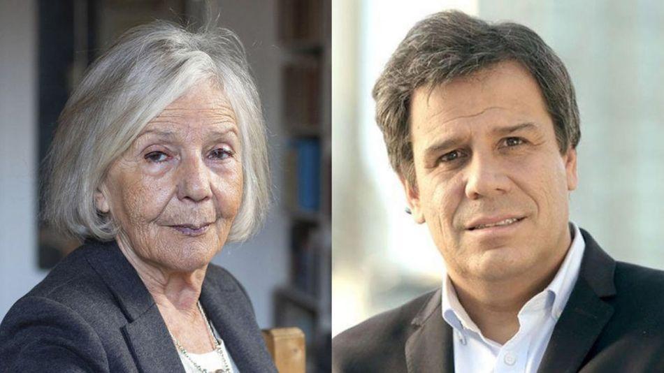 Beatriz Sarlo y Facundo Manes 20210720