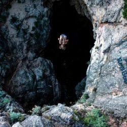 El nombre de la Cueva de la Luz se debe a los hermosos reflejos de los rayos de sol que iluminan toda la cueva.