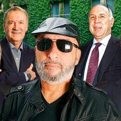 Rodríguez Larreta - Juan Schiaretti - Guillermo Seita - Ricardo Lorenzetti - Facundo Manes | Foto:cedoc