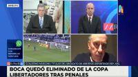 Polémica tras la eliminación de Boca en la Copa Libertadores