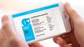 """""""Certificado de Vacunación Digital""""-20210721"""