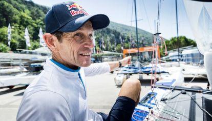 Santiago Lange disputará sus séptimos Juegos Olímpicos en Tokio.