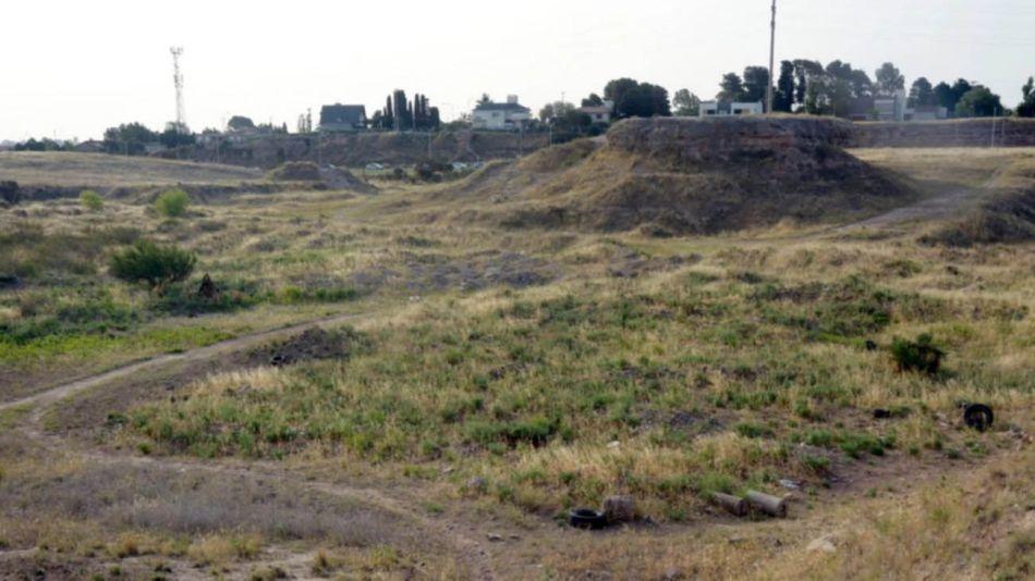 """Parque """"Campaña del Desierto"""" en Bahía Blanca 20210721"""