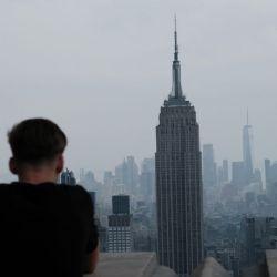 La calidad del aire es dañina para la salud de las personas.