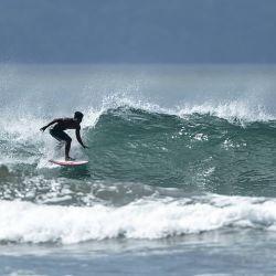 Panamá brinda playas para todos los niveles de la práctica del surf en sus costas del Pacífico y del Caribe.
