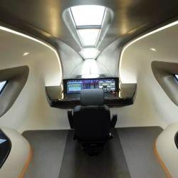 Según sus diseñadores, el nuevo Maglev permitirá unir Beijing y Shanghái en poco más de 3 horas.