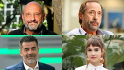 Covid-19: el estado de salud de Julián Weich Guillermo Francella, el Puma Goity y Celeste Cid