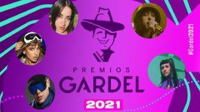El movimiento urbano en los Premios Gardel 2021