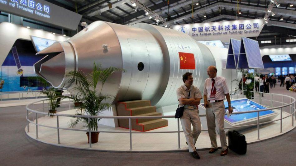 espacio china