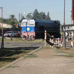 La estación de Luján será totalmente renovada.