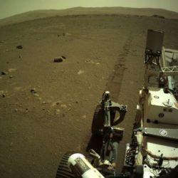 El rover ya ha explorado un área de aproximadamente 4 kilómetros cuadrados del cráter Jezero.