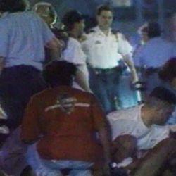 Atentado terrorista en el Centennial Olympic Park de Atlanta.