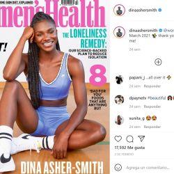 Juegos Olímpicos Dina Asher-Smith