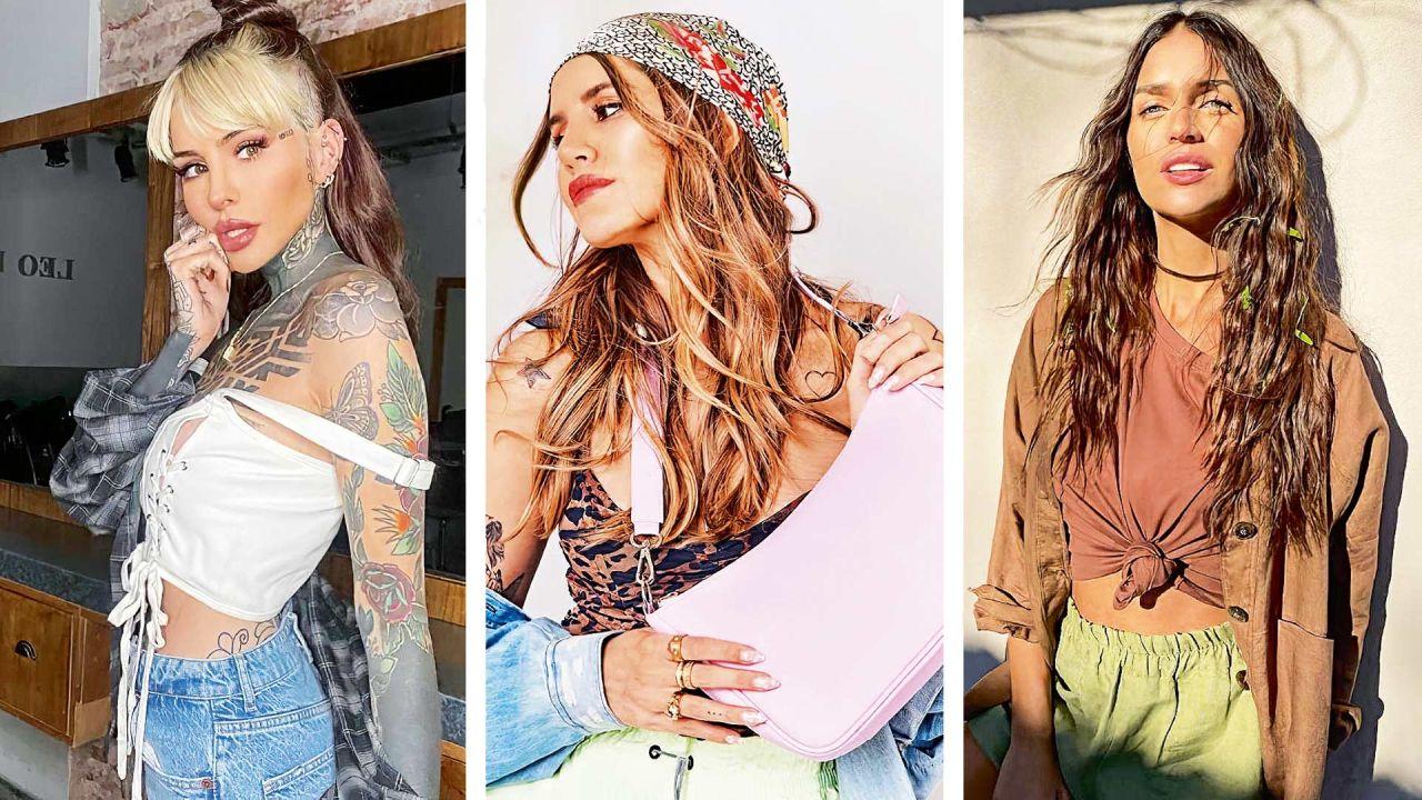 Cande Tinelli, Mica Tinelli y Zaira Nara son algunas de las famosas que promocionan Vayo Business. | Foto:Cedoc.