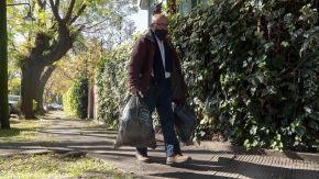 "Recolección de ""Eco Residuos"" en Acassuso 20210723"