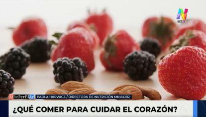 Comer sano para prevenir enfermedades cardiovasculares