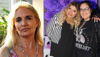 Cuál es la postura de Rocío Rial en el enfrentamiento judicial de Morena Rial con Silvia D'Auro
