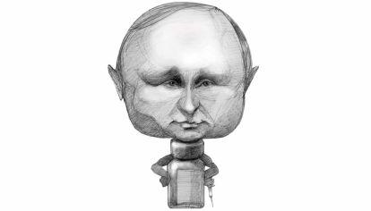 Sputin-V. Vladimir Putin.