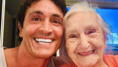 Murió la abuela de Sol y Sebastián Estevanez