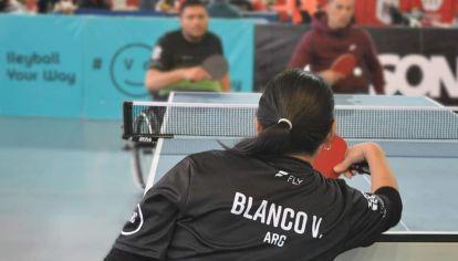 SUEÑO HECHO REALIDAD. Blanco representará al país en equipo y de manera individual en los Juegos Paralímpicos.