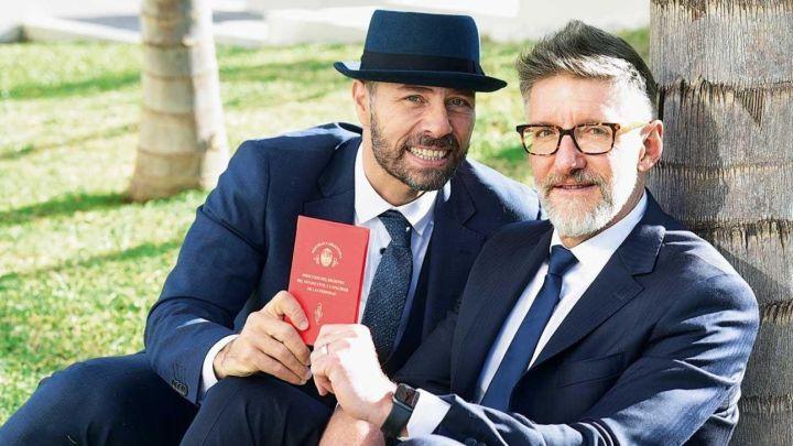 """La boda de Luis Novaresio y Braulio Bauab: """"Casarnos fue algo superador"""""""