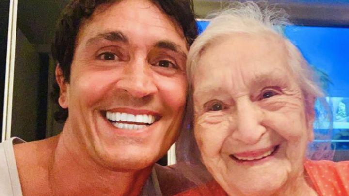 Murió la abuela de Sol y SebastiánEstevanez