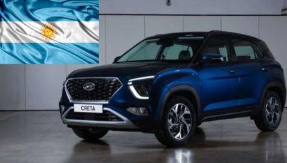 Confirmado: el nuevo Hyundai Creta llegará a la Argentina