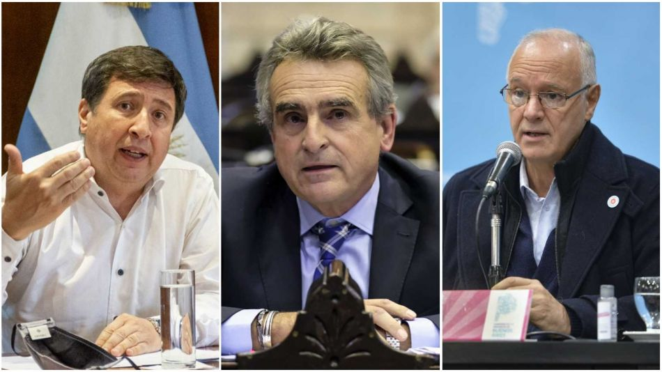 Daniel Arroyo, Agustín Rossi y Daniel Gollan dejan ministerios para ir a Diputados.