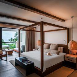 El hotel Unico 20°87° Hotel Riviera Maya es un all inclusive que también organiza excursiones para conocer su zona de influencia.