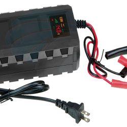 Cargador portátil para baterías.