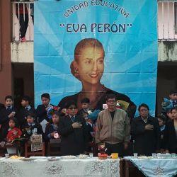 Eva Perón y Bolivia   Foto:Cedoc
