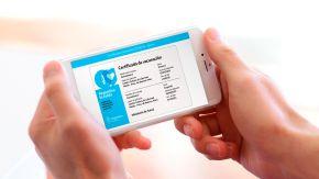 Certificado Digital de Vacunación Covid-19