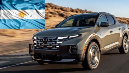 ¿Llegará la nueva Hyundai Santa Cruz a la Argentina?