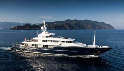 Triple Seven: uno de los yates más caros del mundo y el elegido por Tom Cruise para veranear