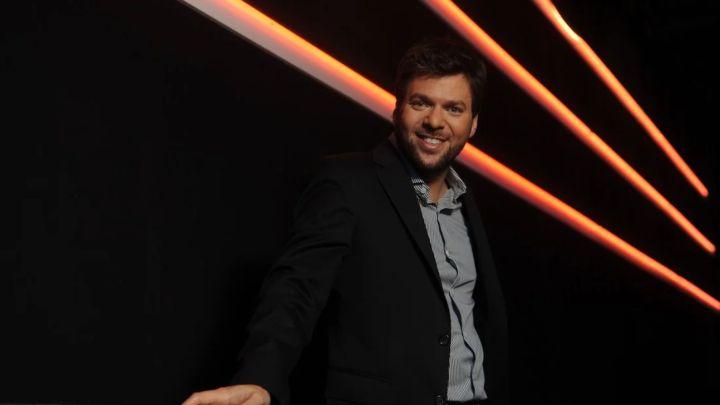 GuidoKaczkavuelve con Los 8 Escalones, y habló sobre los rumores de pelea con Marcelo Tinelli