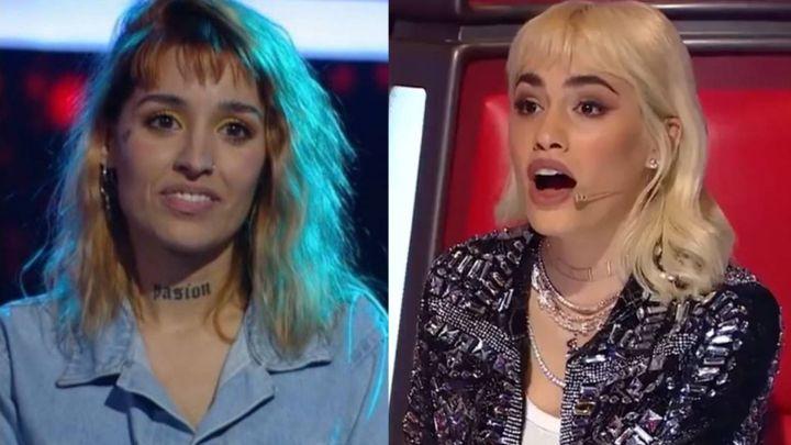 Quién es Ana Paula Rodríguez, la participante de La Voz que acusó de plagio a Lali Espósito