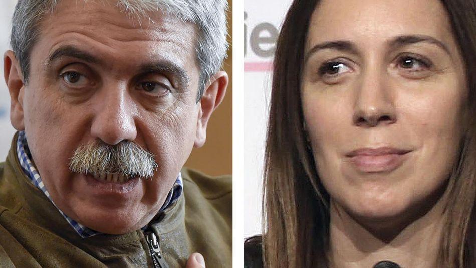 Aníbal Fernández María Eugenia Vidal 20210726