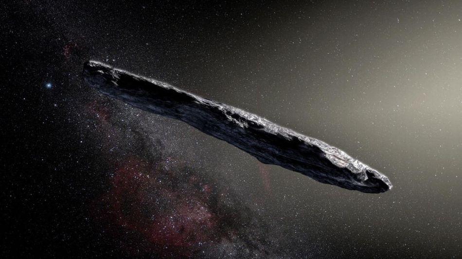 'Oumuamua extraño objeto interestelar 20210726