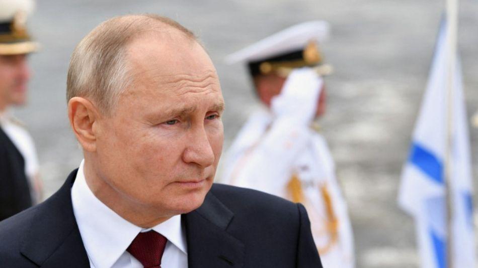 Putin Armada Rusa