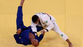 Emmanuel Lucenti Judo Tokio 2020 270721