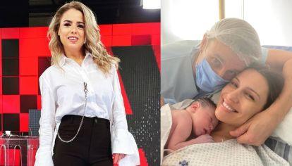"""Marina Calabró y la picante teoría de por qué Pampita llamó Ana a su hija: """"Es la máxima expresión de la autorreferencia"""""""