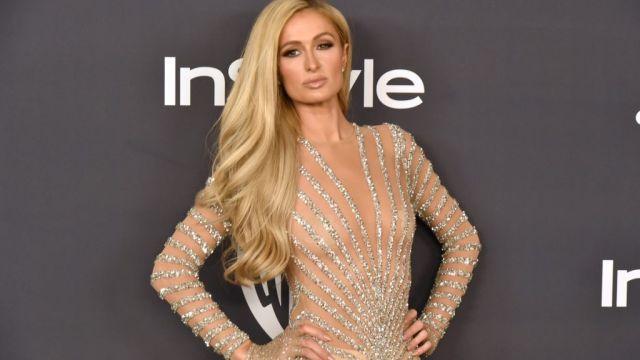 Paris Hilton embarazada por primera vez